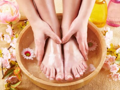 Лечение грибковых заболеваний ногтей ног дома