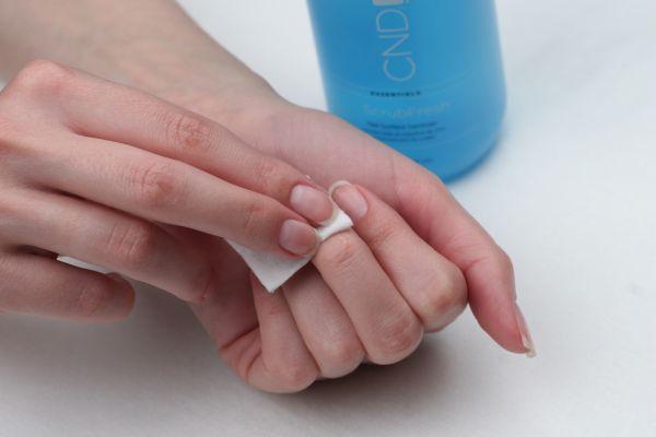 Что можно использовать вместо обезжиривателя для ногтей