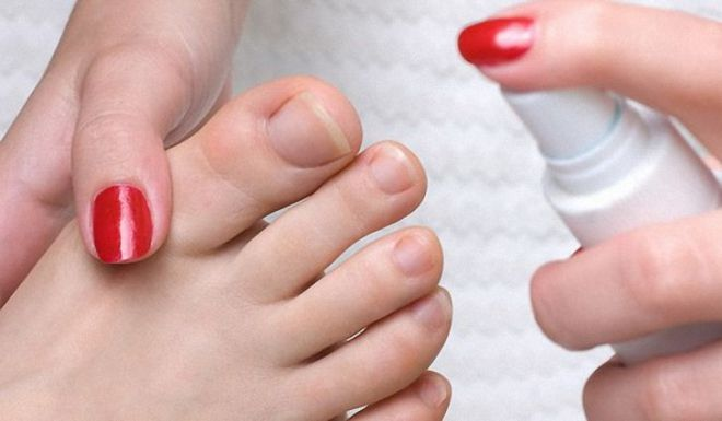 Схема лечения грибка ногтей руки и ног