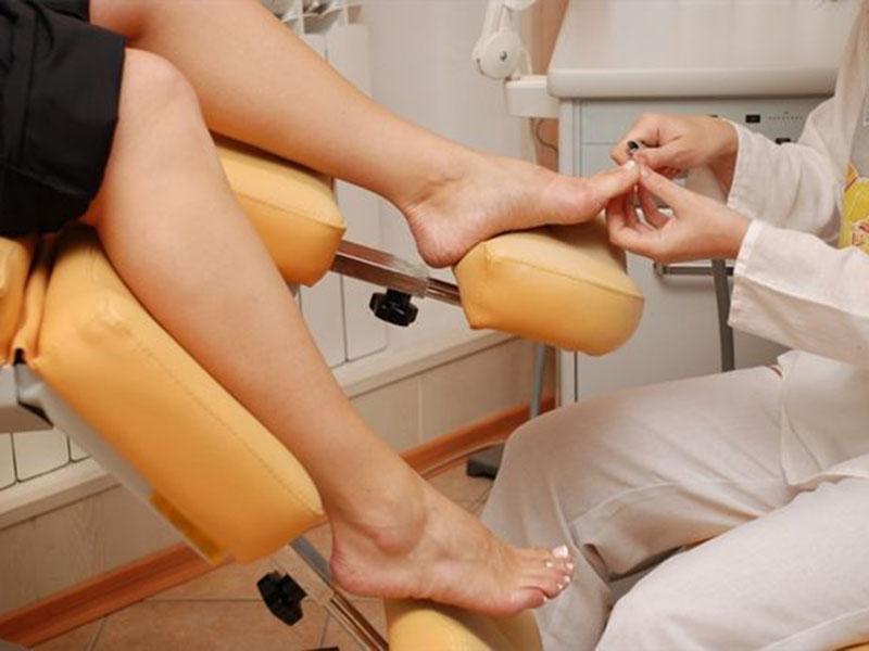 Противогрибковое средство для ногтей ног экзодерил