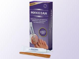Термикон отзывы при грибке ногтей