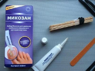 Лекарство от грибка на коже в паху
