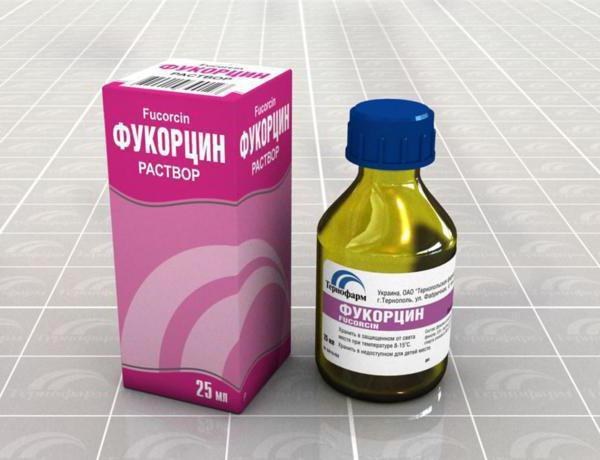 Чем отмыть Фукорцин с кожи: способы удаления следов Фукорцина в домашних условиях