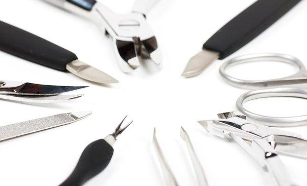 Как затачивать инструменты для маникюра