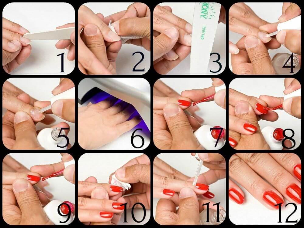 Инструкция по нанесению шеллака