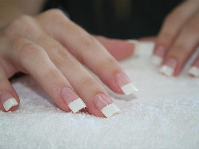 Как нарастить ногти на руках без геля и акрила