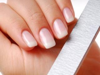 Корректировка формы ногтей