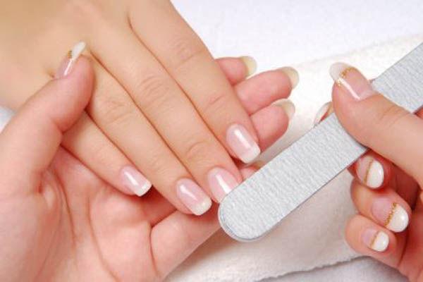 Как делать коррекцию ногтей гелем