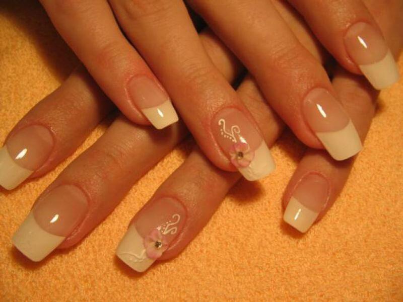 Как нарастить ногти акрилом самостоятельно