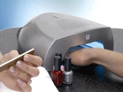 Последовательность наращивания ногтей гелем