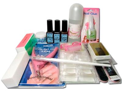 Набор для наращивания ногтей гелем – что в него входит, как выбрать и как использовать в домашних условиях набор для гелевого наращивания ногтей