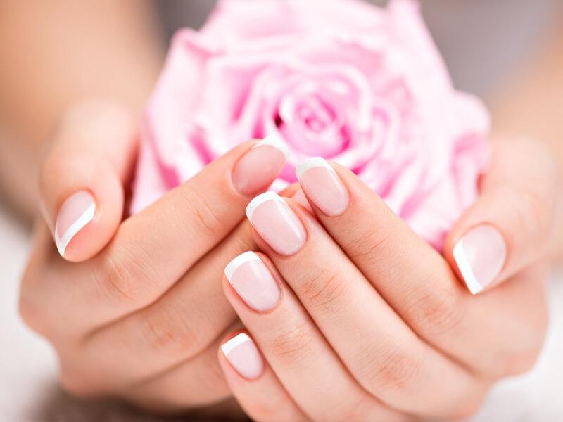 Характер по форме ногтей у женщин